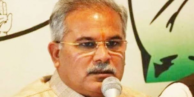 Rahul's Leadership Never Challenged, Says Bhupesh Baghel after Khurshid's Remarks on 'Vacuum' in Party