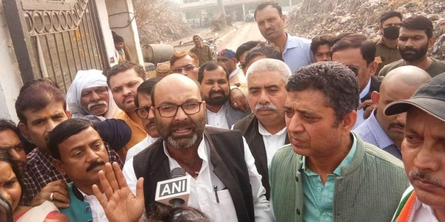 बात नहीं काम करे सरकार: कांग्रेस प्रदेश अध्यक्ष अजय कुमार लल्लू