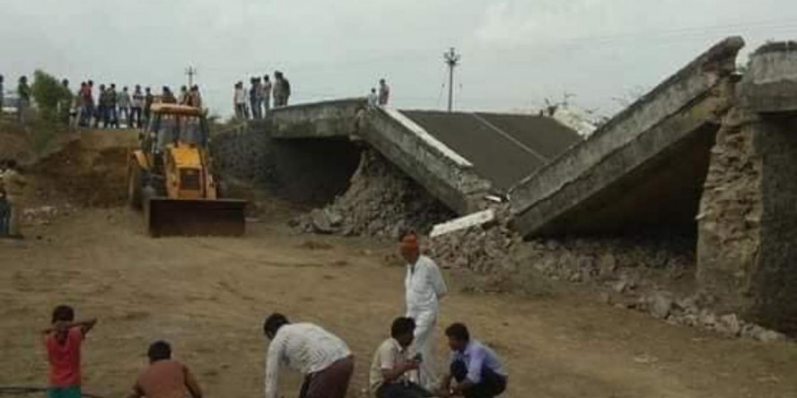 Fact Check: This 50-yr-old bridge in Gujarat that collapsed was not inaugurated by PM Modi