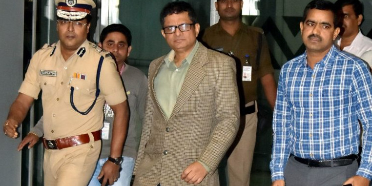 Rajeev Kumar, a mighty Kolkata cop close to Mamata, is now just a pale shadow of himself
