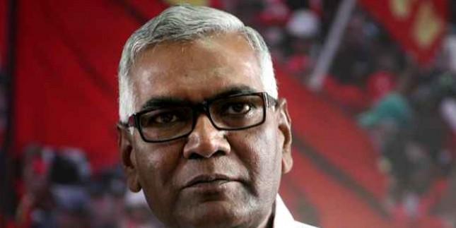 Raja confident of big LDF win in polls