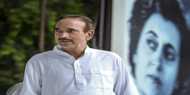Ghulam Nabi Azad writes to EC about 'voter intimidation' attempts by Haryana minister