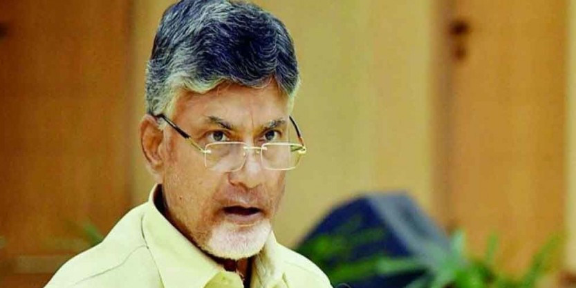 CM Chandrababu Naidu reached New Delhi