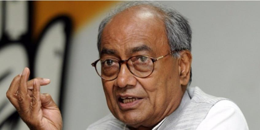 किसी युवा नेता को होना चाहिए मध्य प्रदेश कांग्रेस का नया अध्यक्ष: दिग्विजय सिंह