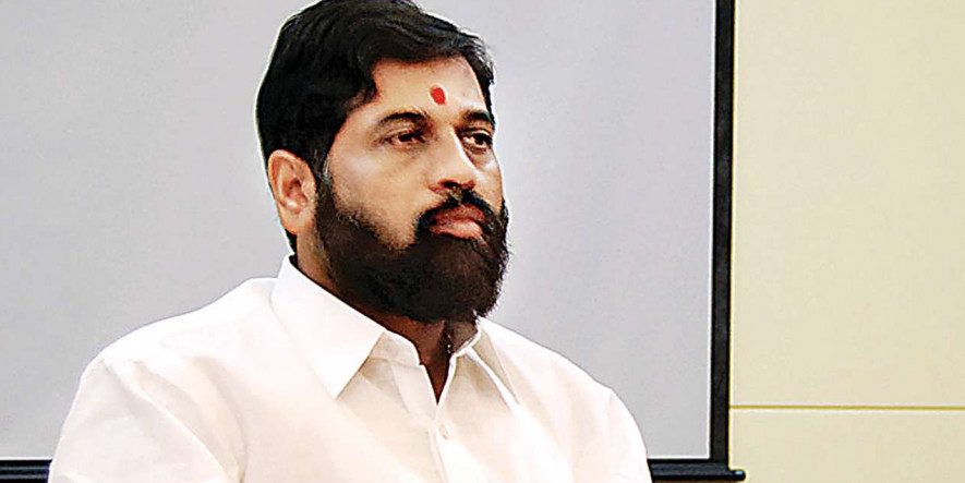 Flood-hit areas to get health squads: Maharashtra's Health Minister Eknath Shinde