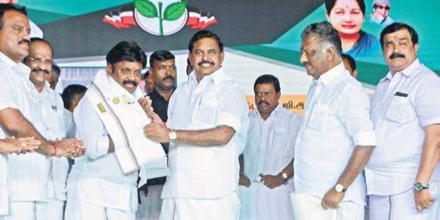 Govt planning to create Tenkasi district, says EPS