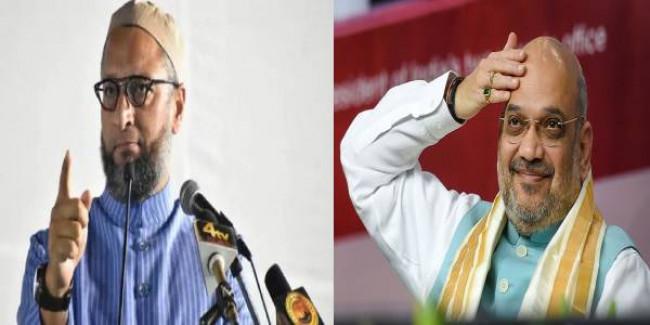 NRC पर असम सरकार की नई मांग, ओवैसी ने कहा, 'खोदा पहाड़, निकला चूहा!