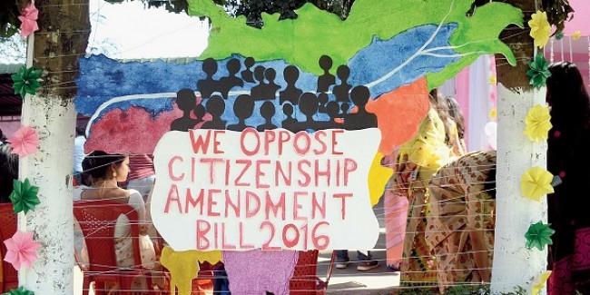 In Assam, a campus puja sends a signal against citizen bill