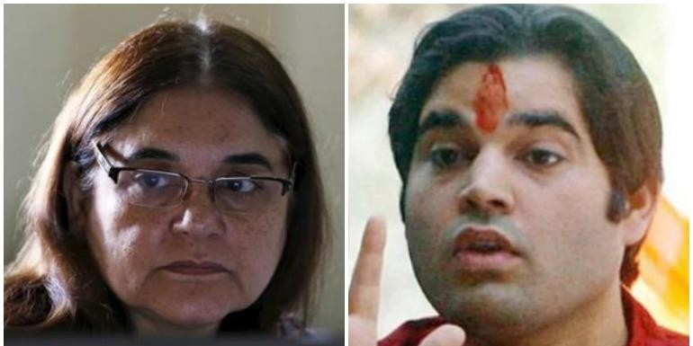 BJP star candidates in UP out: Maneka Gandhi to contest from Sultanpur, son Varun from Pilibhit