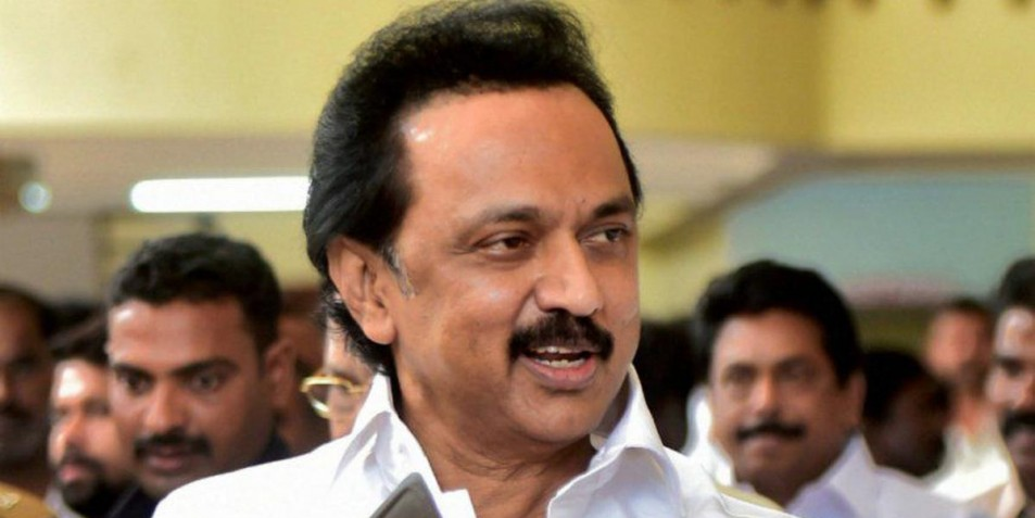 MK Stalin accuses Kiran Bedi of defaming people of Tamil Nadu