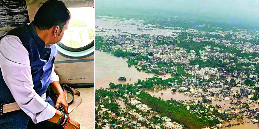 Maharashtra floods: Loss estimated at Rs 5-10,000 crore