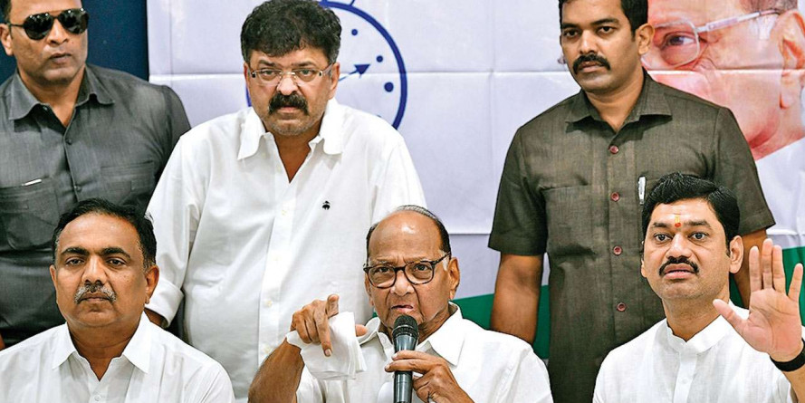Maharashtra Assembly polls: NCP chief Sharad Pawar to launch statewide tour from October 1
