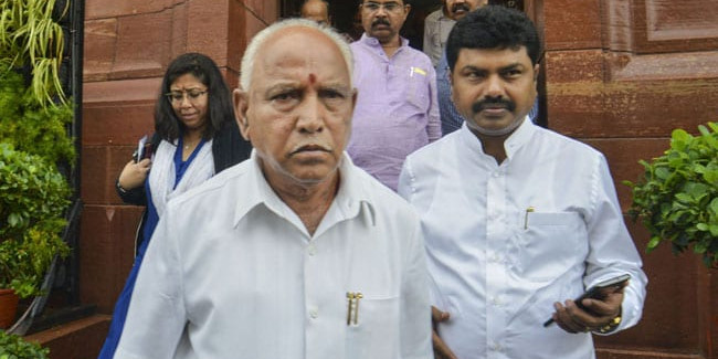 Central Team To Give Report On Karnataka Floods In 2 Days: BS Yediyurappa