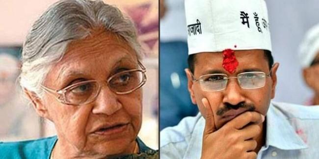 केजरीवाल के मुस्लिम वोटरों वाले बयान पर शीला दीक्षित का करारा जवाब, कहा- लोग जिसे चाहें उसे दे सकते हैं वोट