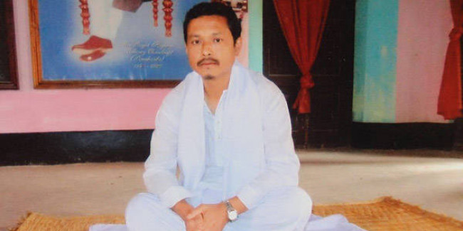 Manipur titular king unhappy with power tussle