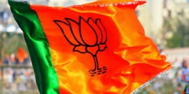 गुजरात में बैंक के चेकों पर लिखे बीजेपी के नारे पर विवाद, चुनाव आयोग पहुंचा मामला