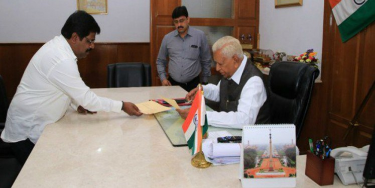 Karnataka MLA 'Hijacked', Saw His Flight Take Off, Claims Congress Leader