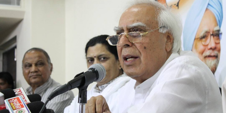 Presidents Rule in Maharashtra Imposed for Horse Trading: Kapil Sibal