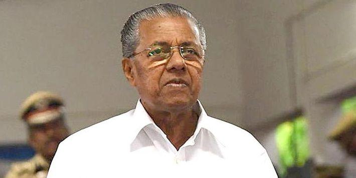Pinarayi Vijayan Hits Out At Negative Campaign Against Kerala Relief Fund