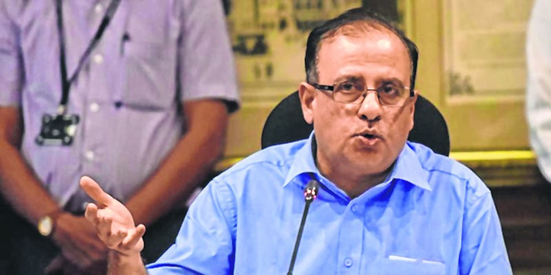 Ajoy Mehta appointed Maharashtra Chief Secretary