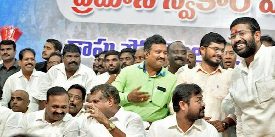 TDP did nothing for Kapus: YSRCP