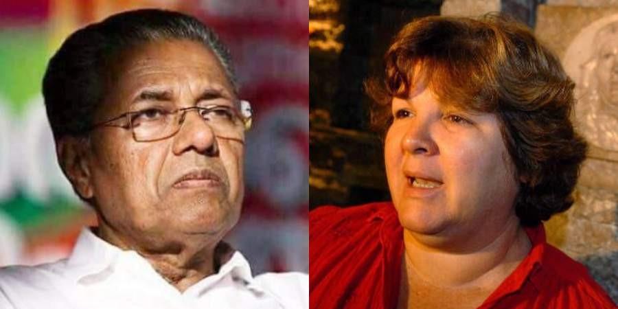 Che Guevara's daughter Aleida calls on Kerala CM Pinarayi Vijayan
