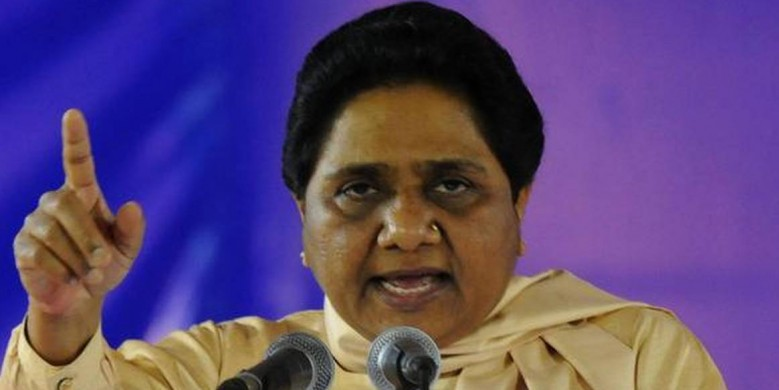 """PM's Gujarat legacy black spot not only for him but country"": Mayawati"
