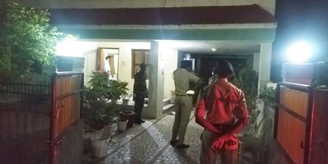 रायपुर में CM भूपेश के रिश्तेदार के घर चोरी, नकदी व जेवर गायब