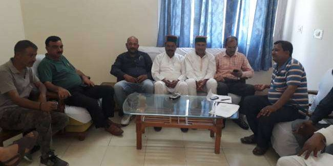जसवां परागपुर में तबादला और खनन माफिया सक्रिय : मनकोटिया