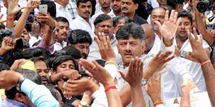 DK Shivakumar case: Karnataka Congress MLA appears before ED