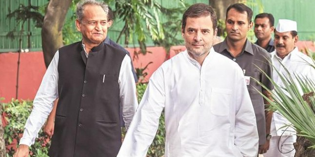 जयपुर की टीम ने कांग्रेस अध्यक्ष राहुल गांधी को धोखा दिया !