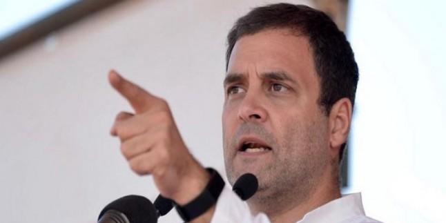 पीएम मोदी के घर के सिक्योरिटी वाले भी बता सकते हैं कि चौकीदार चोर है- राहुल गांधी