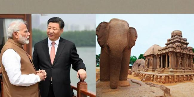 चीनी राष्ट्रपति जिनपिंग से PM मोदी की महाबलीपुरम में होगी मुलाकात