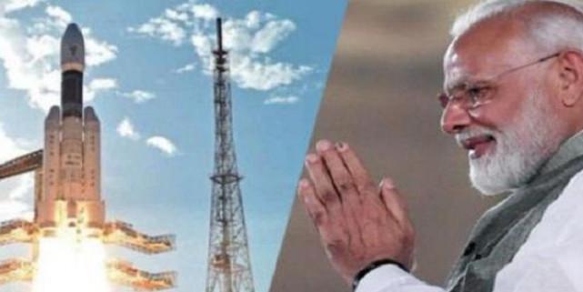 चंद्रयान-2 लैंडिंग देखने के लिए 7 सितंबर को ISRO जाएंगे पीएम मोदी