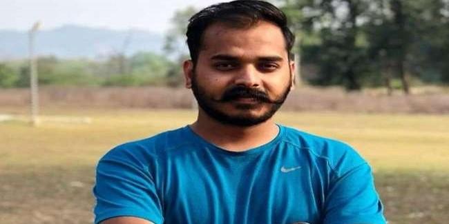 ट्रक ने कार को मारी टक्कर, कैबिनेट मंत्री अरविंद पांडेय के बेटे समेत दो की मौत