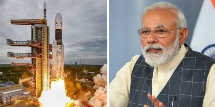 पीएम मोदी के साथ लखनऊ की बेटी चंद्रयान-2 को चांद पर उतरते देखेगी