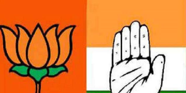 कांग्रेस को झटका, गुरप्रीत सिंह हैंपी भाजपा में हुए शामिल