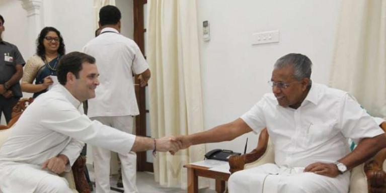 Rahul Gandhi hold meet with CM on Bandipur traffic ban