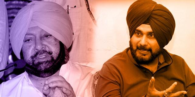 नवजोत सिंह सिद्धू को पंजाब का बिजली मंत्री बनाए 21 दिन हो गए, अब तक नहीं लिया चार्ज