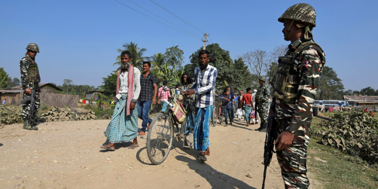 Meghalaya to Enforce Residents Safety Act Vigorously to Check Illegal Immigration