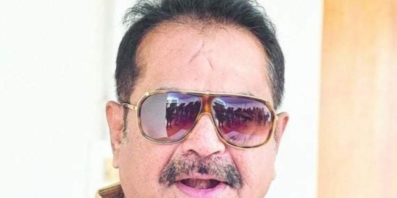 Tara Prasad Bahinipati too backs Niranjan Patnaik for Odisha Pradesh Congress Committee chief post