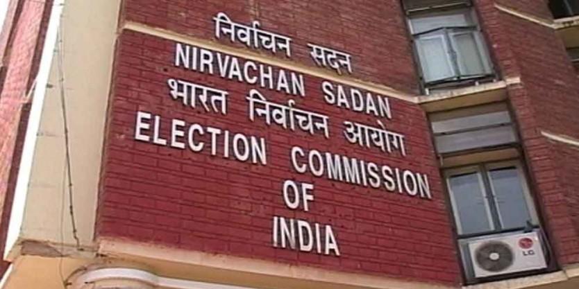 चुनाव आयोग ने IPS अधिकारी राजेश दुग्गल के तबादले के लिए सरकार को लिखा पत्र, भाजपा प्रत्याशी की मदद करने के लगे हैं आरोप