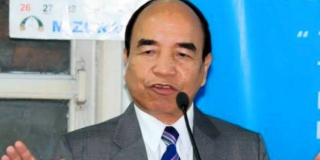 Mizoram CM Zoramthanga Writes to Civil Aviation Minister against Unfair Air Fares, Lack of Connectivity