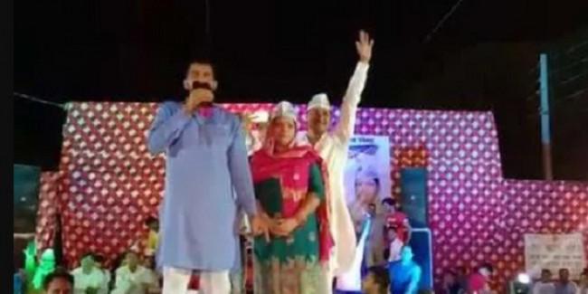 'आप' ने अनिता छिकारा को बनाया बहादुरगढ़ से उम्मीदवार, नवीन जयहिंद ने की घोषणा