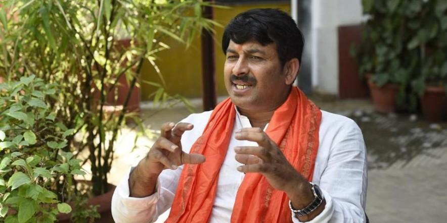 मनोज तिवारी को मुश्किल में डाल सकता है यह हिंदूवादी नेता