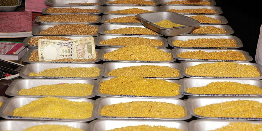 Tur dal stock inspection begins after adulteration complaints