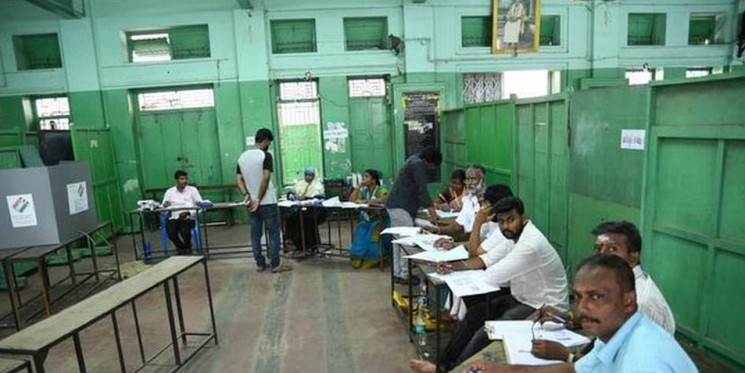 Polling largely peaceful in southern TN till 3 pm