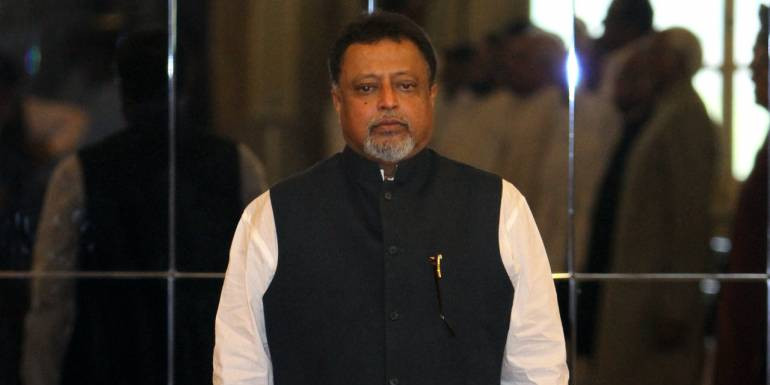 Mukul Roy Summoned by CBI in Narada Tape Scandal