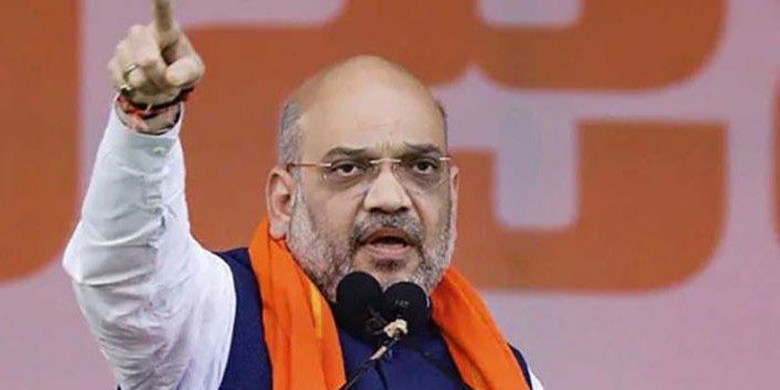 Odisha can develop if BJD government is thrown out: Amit Shah