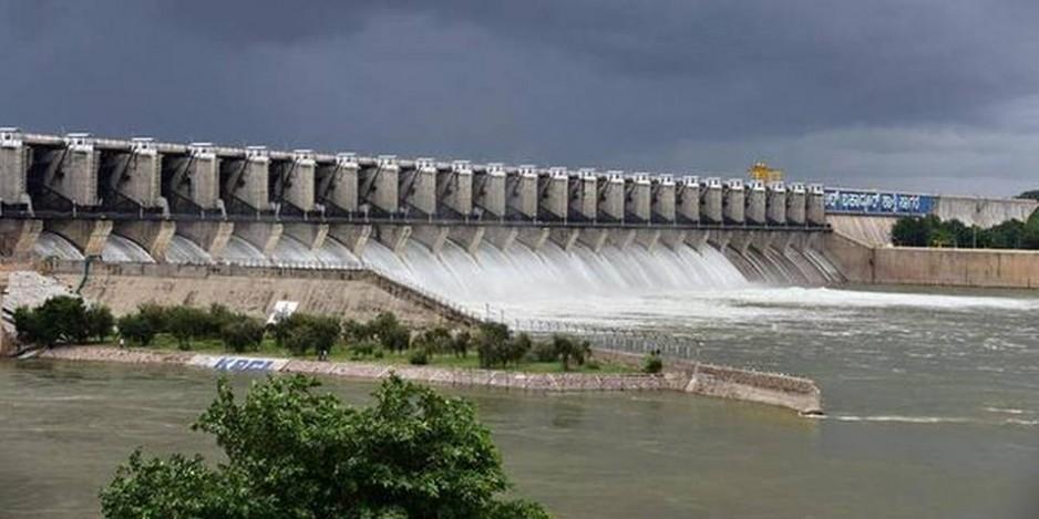 Maharashtra rain ups inflow into Krishna in Karnataka